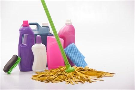 引っ越しや年末の大掃除におすすめのハウスクリーニング